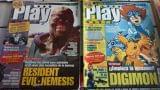 Revistas playstation - foto