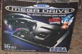 Consola sega  MEGA DRIVE 16-/bit - foto