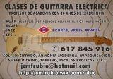 CLASES DE GUITARRA ELÉCTRICA - foto