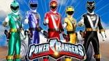 Power rangers,castellano - foto