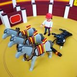 Mulillas juguete escala playmobil - foto