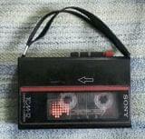Cassette-corder. - foto