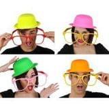 sombreros fluor 10 bombines 4 euros - foto