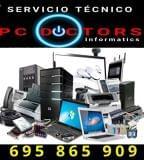 InformÁtico reparaciÓn de ordenadores. . - foto