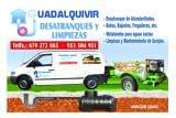 Desatranques en Andújar. - foto