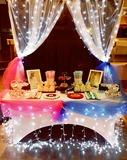 Decoración mesas dulces - foto
