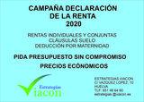Declaracion de la renta 2019 - foto