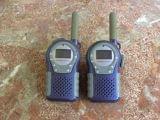 walkie talkie pareja - foto
