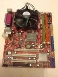 Placa Base mATX MSI MS7529 CPU E2200 - foto