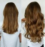 Mega Hair- Eli Extensiones - Keratina - foto