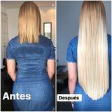 Extensiones y Alisado de keratina Brasil - foto