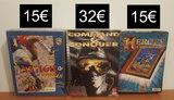 Vendo 3 juegos pc caja grande - foto
