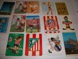 Lote de calendarios futbol - foto