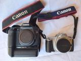 Equipo fotografico canon - foto