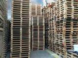 compra y venta de palets de madera - foto