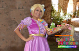 Rapunzel - animacion infantil - foto