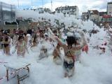 Fiestas de la espuma....refrescante!!!! - foto