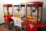 Alquiler Carrito y máquina de palomitas - foto