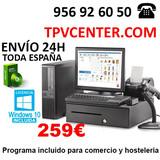 Tpv completo + programa y garantia - foto