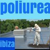 proyección de poliurea - foto
