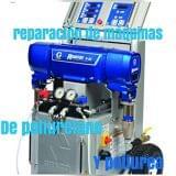 reparación de máquinas de poliuretano - foto