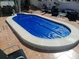 Cubiertas de piscina - foto