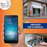 Reparación de móviles y tablets en acto - foto