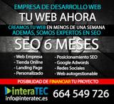 DISEÑADOR DE PÁGINAS WEB A MEDIDA - foto