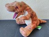 Muñeco dinosaurio de peluche - foto