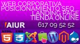 MAQUETADOR DE PÁGINAS WEB PROFESIONAL - foto