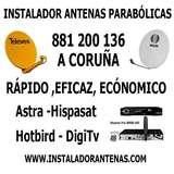 Antenistas A Coruña - foto