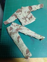 Escala 1/6 uniforme camuflaje (chocapic) - foto