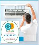 Reparación aire acondicionado - foto