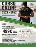 CURSO OPOSICIONES GUARDIA CIVIL 2021 - foto