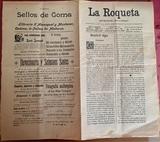 Semanario Mallorquin ( año 1900 ) - foto