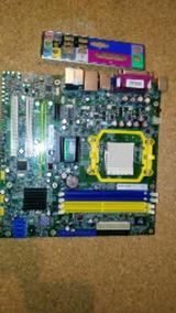 placa am2 acer rs690 - foto