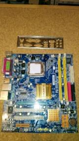 placa 775 gigabyte ga-945gcmxs2 - foto
