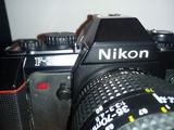 Camara NIkON 30 - foto