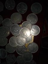 monedas pesetas 1980 mundial 82 - foto