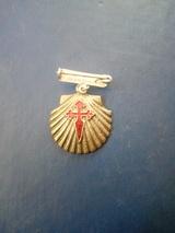 pin año santo santiago compostela 1976 - foto