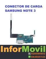 Conector carga samsung note 3 - foto