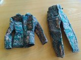 Escala 1/6 uniforme aleman dot44 - foto