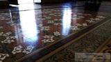 Baldosa hidrÁulica mosaico hidrÁulico - foto