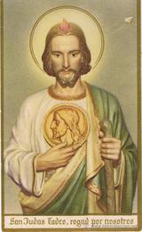 Oracion a san judas tadeo - foto