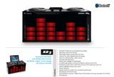 EQUIPO DJ Boombox portatil con MP3 USB - foto