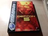 DEFCON 5 [Consola SEGA SATURN] año 1995 - foto