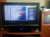 Playstation2 con 40 juegos en disco duro - foto