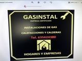Instalador Autorizado de gas, calderas - foto