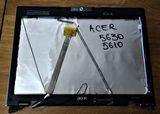 acer 5610-carcasa pantalla - foto