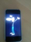iphone primera generacion,pantalla rota - foto